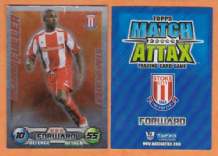 Stoke City Ricardo Fuller Jamaica Star Player